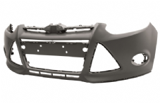 FORD FOCUS  MK 5   FRONT BUMPER   13 - 14  REG     ( INSURANCE APPROVED IN PRIMER ) (4)